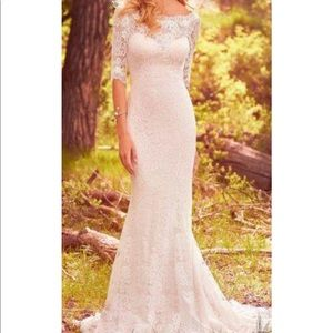 Maggie Sottero McKenzie Dress with Belt